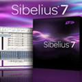 西贝柳斯打谱软件(sibelius 7)