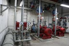 泵站施工方案范文