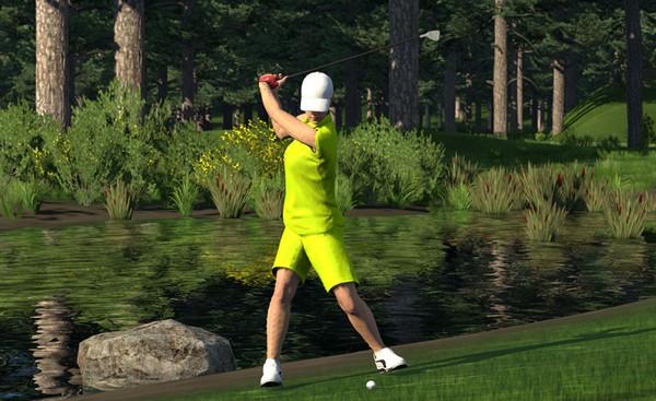 高尔夫俱乐部游戏